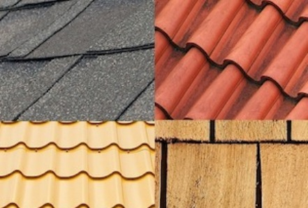 3 classic roof materials home improvement blogger Type of roofing materials